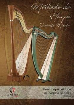 Méthode de Harpe Isabelle Marie Partition Harpe - laflutedepan