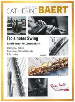 Trois Notes swing - Ens. de Flûtes Daniel Bonnet laflutedepan
