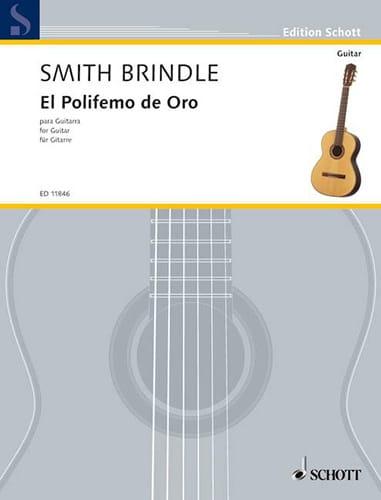 El Polifemo de Oro - Brindle Reginald Smith - laflutedepan.com