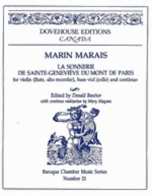 La sonnerie de Sainte Geneviève-du-Mont de Paris - laflutedepan.com