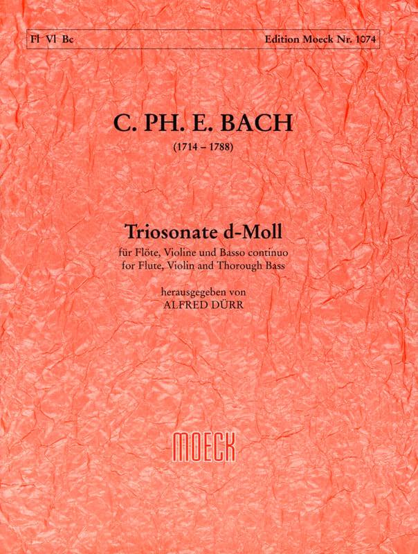 Triosonate D-moll WV 145 - laflutedepan.com
