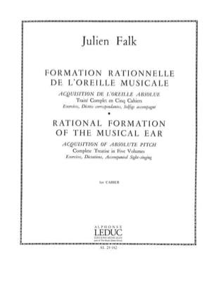 Formation rationnelle de l'oreille Volume 1 - laflutedepan.com