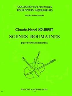 Scènes Roumaines - Orchestre à Cordes laflutedepan