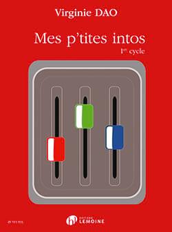 Virginie Dao - Le mie piccole introduzioni - Partition - di-arezzo.it