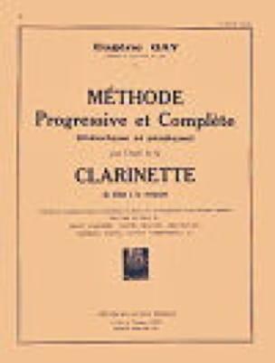 Méthode progressive et complète - 2 - Eugène Gay - laflutedepan.com