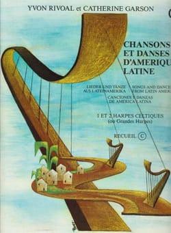 Chansons et danses d'Amérique latine - Volume C laflutedepan