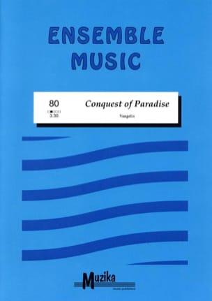 Conquest of Paradise -Ensemble Vangelis Partition laflutedepan