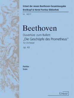 The Creatures Of Prometheus Op. 43 Overture BEETHOVEN laflutedepan