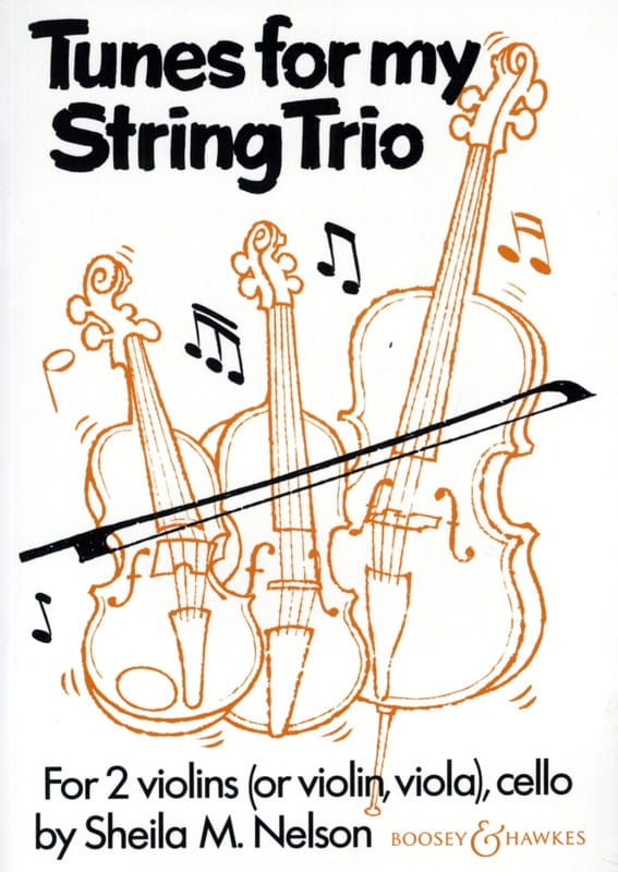 Tunes for my String Trio - Sheila M. Nelson - laflutedepan.com