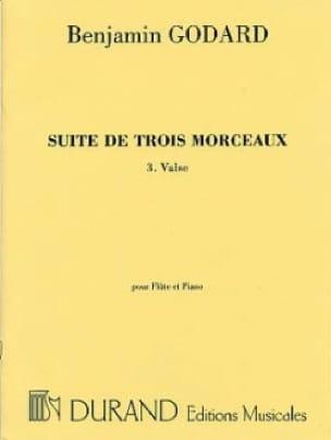 Valse n° 3 de la Suite de trois morceaux - laflutedepan.com