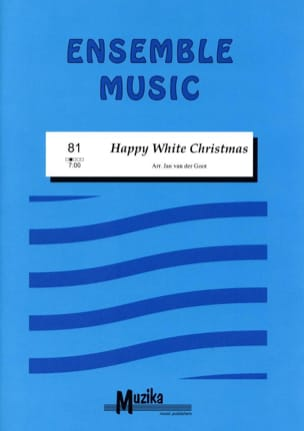 Happy White Christmas -Ensemble Partition ENSEMBLES - laflutedepan