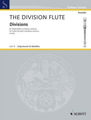 The Division flute Partition Flûte à bec - laflutedepan