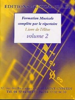 FM complète par le répertoire, Volume 2 AB Partition laflutedepan