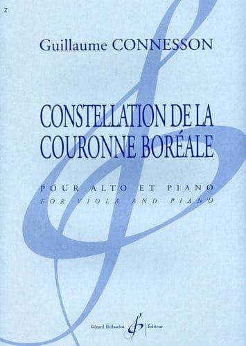 Constellation de la couronne boréale - CONNESSON - laflutedepan.com