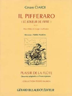 Il Pifferaro op. 122 Cesare Ciardi Partition Duos - laflutedepan