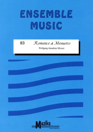 Romance & Menuetto from Eine kleine Nachtmusik -Ensemble laflutedepan
