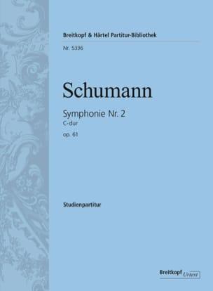 Symphonie N° 2 en Do M. Op. 61 - Conducteur SCHUMANN laflutedepan
