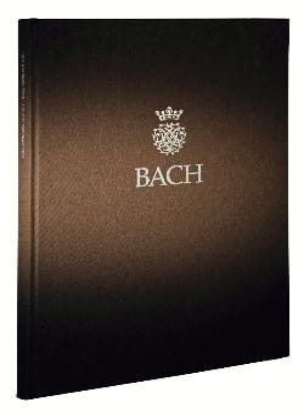 Die Klavierbüchlein für Anna Magdalena Bach - BACH - laflutedepan.com