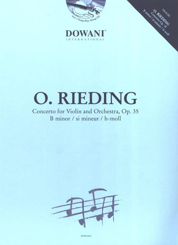 Concerto pour Violon Op. 35 en si mineur - laflutedepan.com
