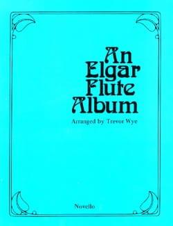 An Elgar flute album ELGAR Partition Flûte traversière - laflutedepan