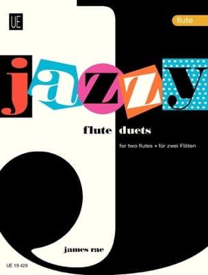 Jazzy Duets - 2 Flutes James Rae Partition laflutedepan