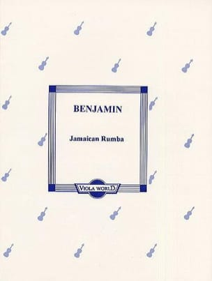 Jamaican Rumba - Viola - Arthur Benjamin - laflutedepan.com