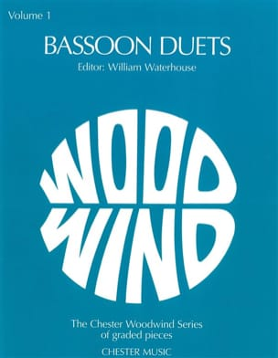Bassoon duets - Volume 1 Partition Basson - laflutedepan