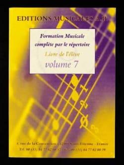 FM Complète par le Répertoire Volume 7 AB Partition laflutedepan