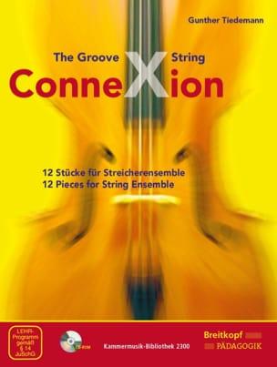 The Groove String Connexion - Ensemble à cordes CD-ROM inclus laflutedepan