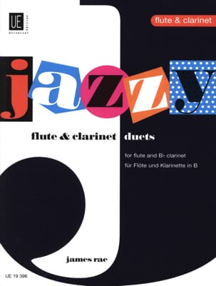 Jazzy Duets James Rae Partition Duos - laflutedepan