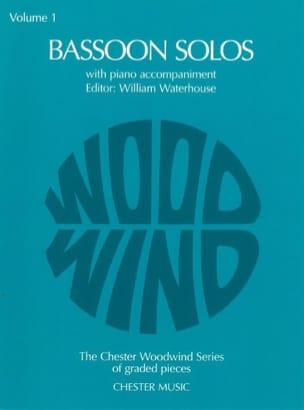 Bassoon Solos - Volume 1 Partition Basson - laflutedepan