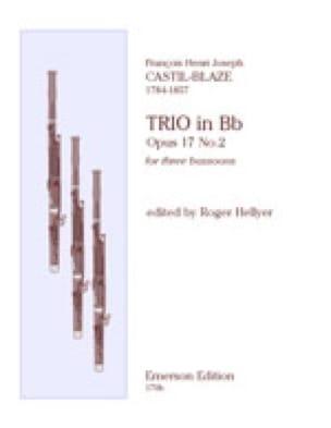 Trio op. 17 n° 2 - laflutedepan.com