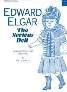 The serious doll - Flûte et Piano ELGAR Partition laflutedepan