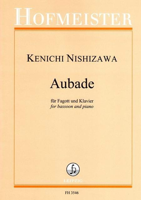 Aubade - Basson et piano - Kenichi Nishizawa - laflutedepan.com