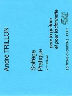 Solfège pratique - Volume 2 - Guitare et clarinette laflutedepan