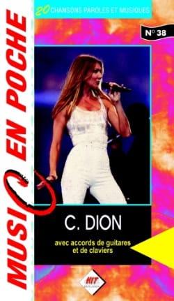 Music en poche N° 38 Céline Dion Partition laflutedepan