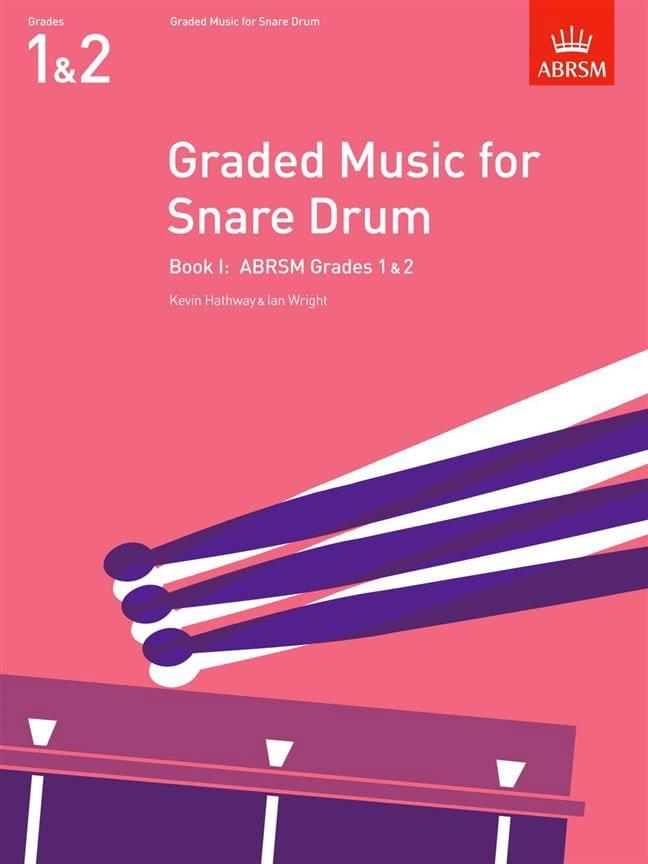 Graded Music For Snare Drum - Volume 1 - laflutedepan.com