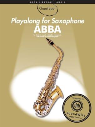 Guest Spot - Abba Playalong For Saxophone Alto ABBA laflutedepan