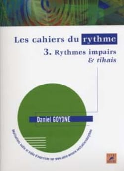 Daniel Goyone - The Rhythm Papers 3 - Ritmos impares - Tihais - Partition - di-arezzo.es