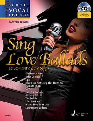 Sing love ballads - 12 Romantic love songs - laflutedepan.com