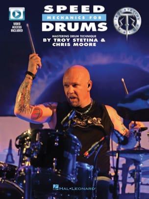 Speed Mechanics for Drums Troy Stetina & Chris Moore laflutedepan