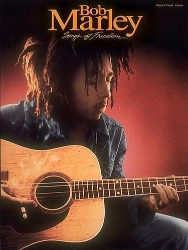 Song Of Freedom - Bob Marley - Partition - laflutedepan.com