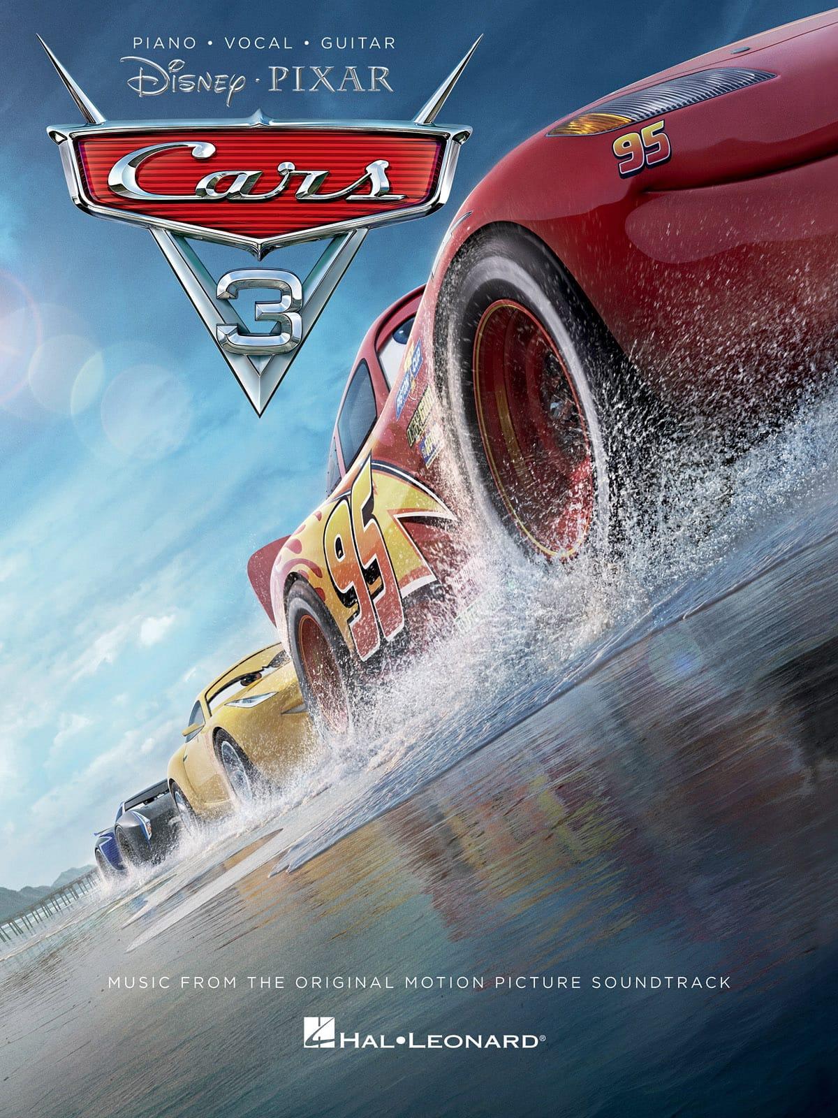 Cars 3 - Musique du Film - DISNEY / PIXAR - laflutedepan.com