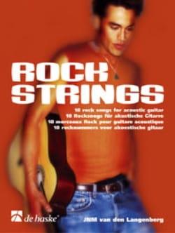Rock String - Den Langenberg J.N.M. Van - Partition - laflutedepan.com