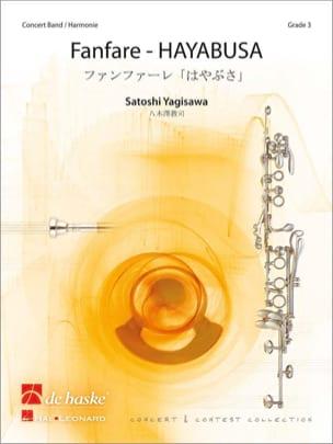 Fanfare - HAYABUSA Satoshi Yagisawa Partition ENSEMBLES - laflutedepan