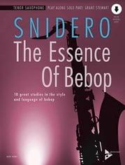 The Essence Of Bebop Clarinet - Jim Snidero - laflutedepan.com