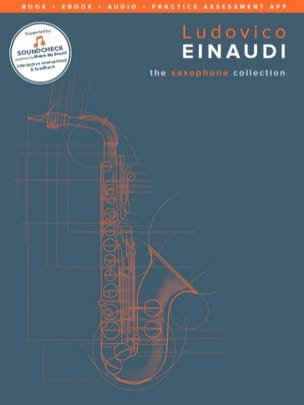 The Saxophone Collection Ludovico Einaudi Partition laflutedepan