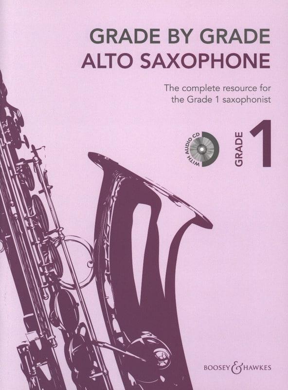 Grade by grade - Alto saxophone grade 1 - laflutedepan.com