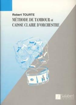 Méthode de Timbale Robert Tourte Partition Timbales - laflutedepan
