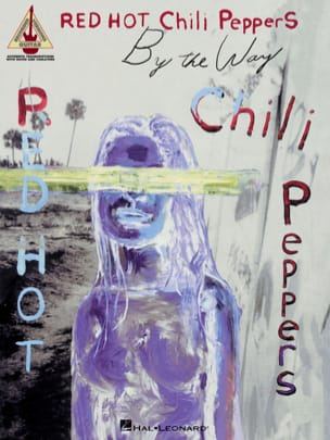 By The Way Red Hot Chili Peppers Partition Pop / Rock - laflutedepan